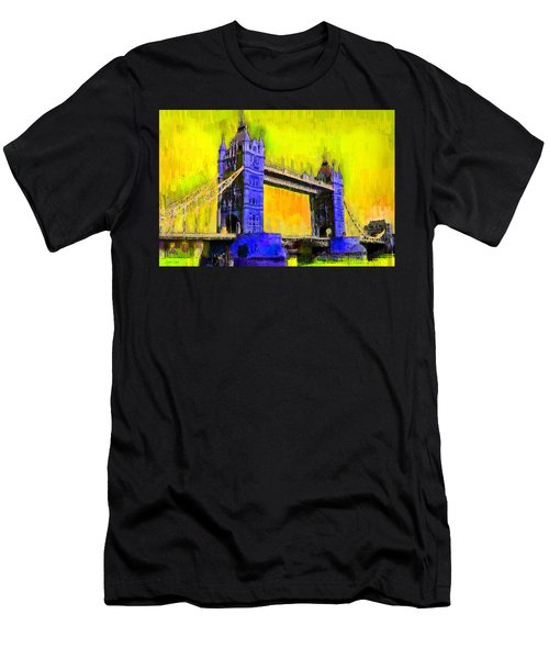 London Tower Bridge 3 - Pa Men's T-Shirt (Athletic Fit)