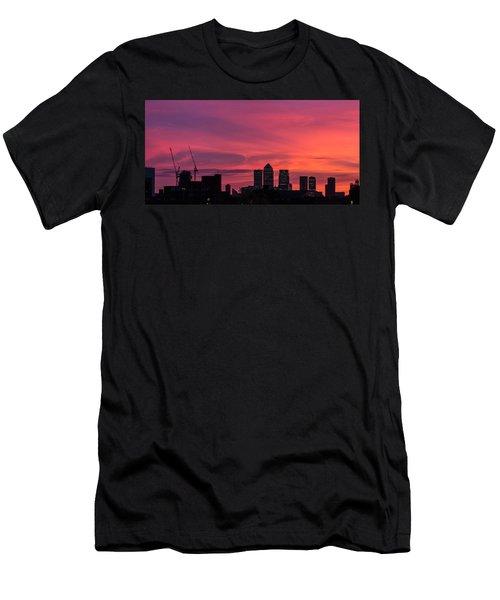 London Wakes 1 Men's T-Shirt (Athletic Fit)