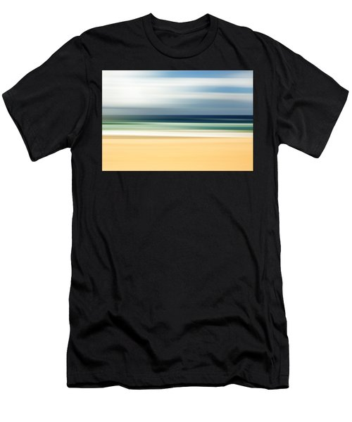 Lone Beach Men's T-Shirt (Athletic Fit)