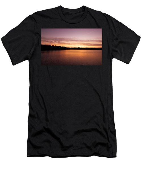 Lone Duck Men's T-Shirt (Athletic Fit)
