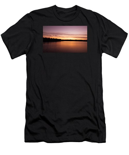 Lone Duck Men's T-Shirt (Athletic Fit)
