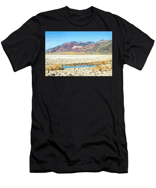 Lone Pool Men's T-Shirt (Athletic Fit)