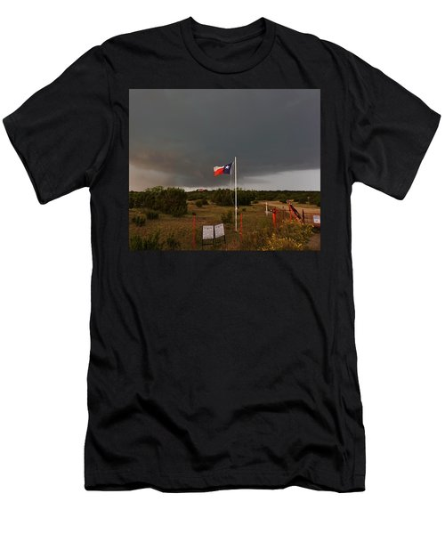 Lone Star Supercell Men's T-Shirt (Athletic Fit)