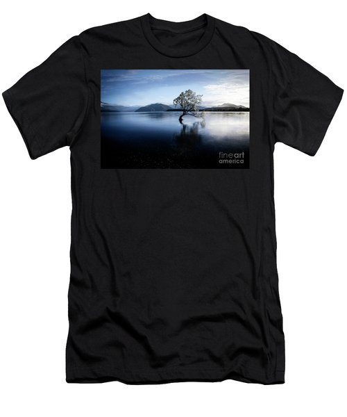 Lone Tree 2 Men's T-Shirt (Athletic Fit)