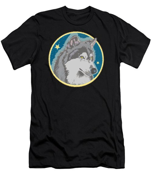 Lone Wolf Men's T-Shirt (Athletic Fit)
