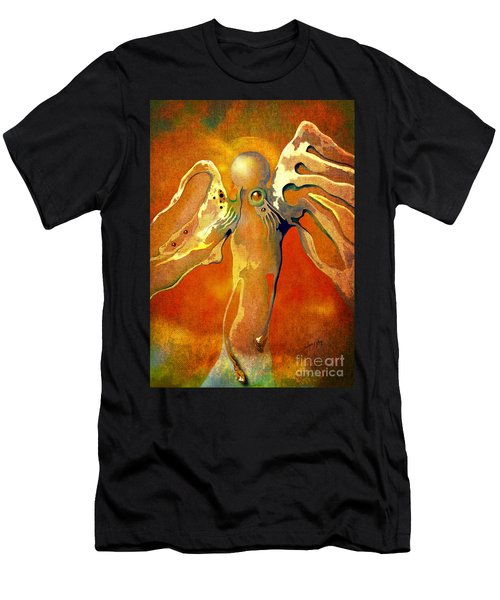 Lonely Angel Men's T-Shirt (Athletic Fit)