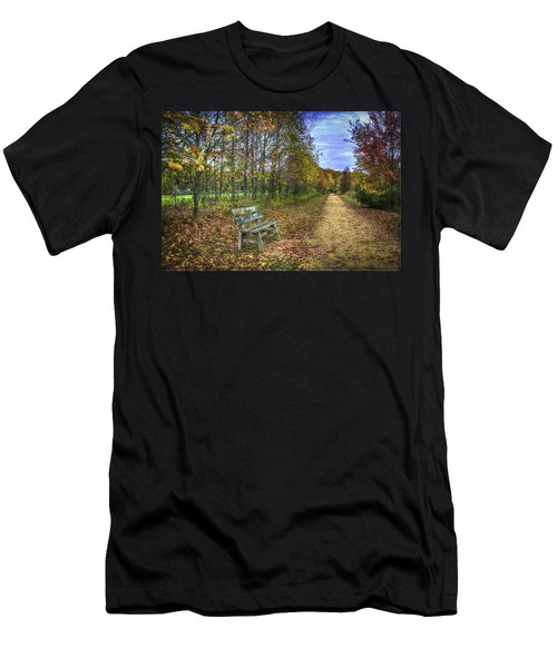Lonely Chair Men's T-Shirt (Athletic Fit)