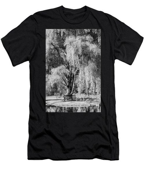 Lonely Dreams Men's T-Shirt (Athletic Fit)
