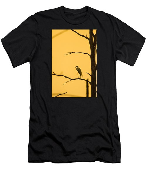 Lonely Silhouette Men's T-Shirt (Athletic Fit)