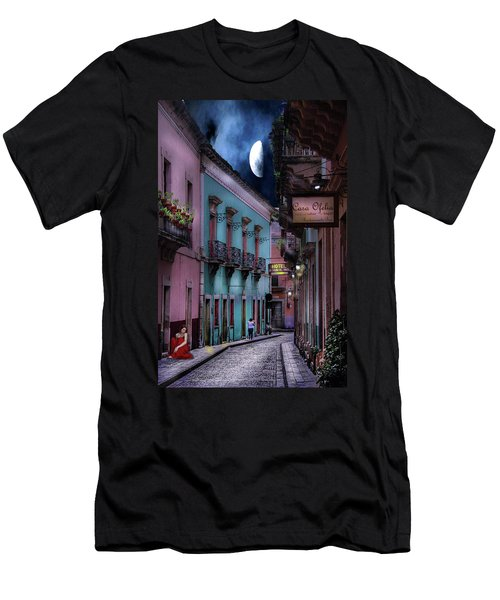 Lonely Street Men's T-Shirt (Athletic Fit)