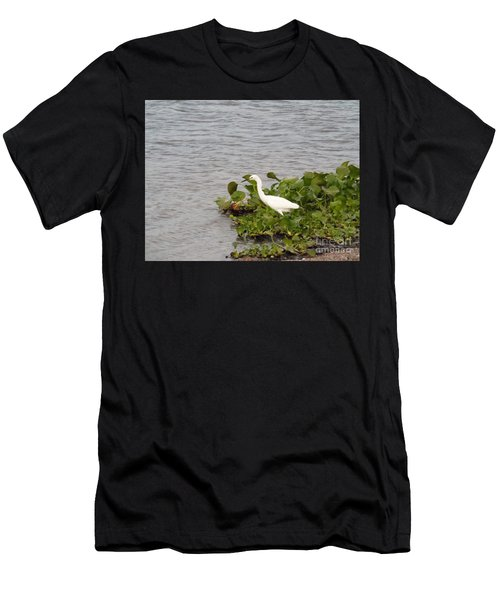 Men's T-Shirt (Athletic Fit) featuring the photograph Solitude 1 by Victor K