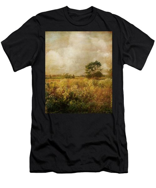 Long Ago And Far Away Men's T-Shirt (Athletic Fit)