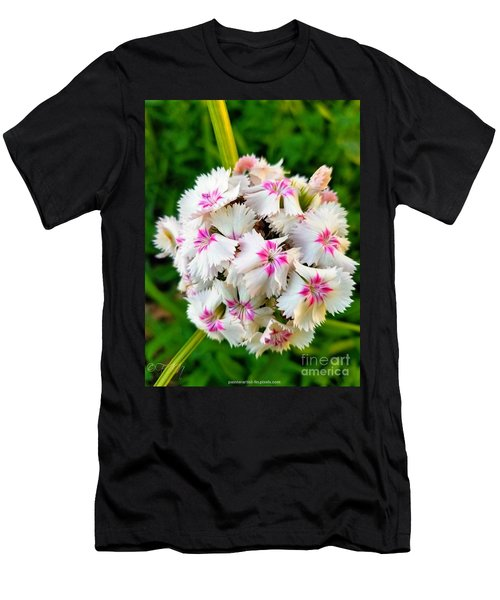 Long Awaited Blooms Men's T-Shirt (Athletic Fit)