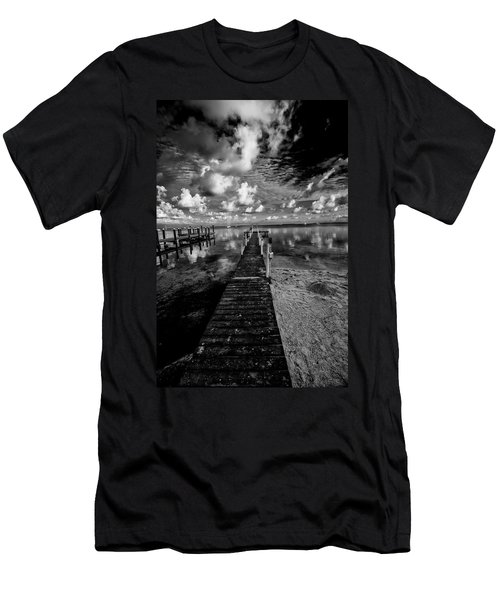 Long Dock Men's T-Shirt (Slim Fit) by Kevin Cable