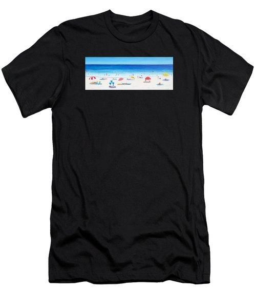 Long Hot Summer Men's T-Shirt (Athletic Fit)