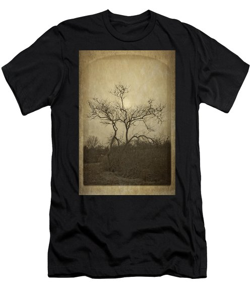 Long Pasture Wildlife Perserve. Men's T-Shirt (Athletic Fit)