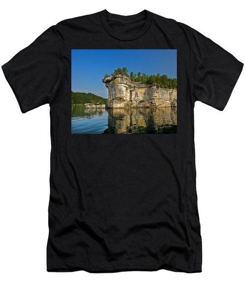 Long Point Men's T-Shirt (Athletic Fit)
