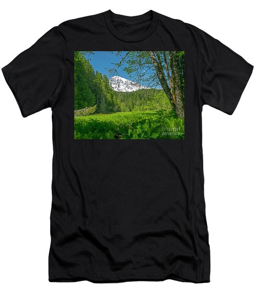 Longmire Meadows 0761 Men's T-Shirt (Athletic Fit)