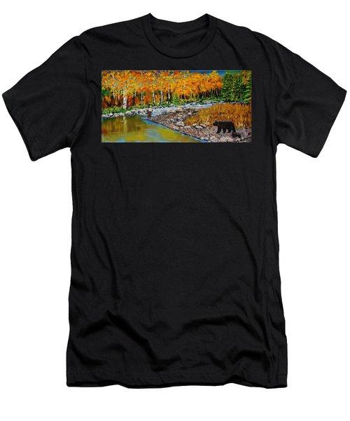 Look Around Joe Men's T-Shirt (Athletic Fit)