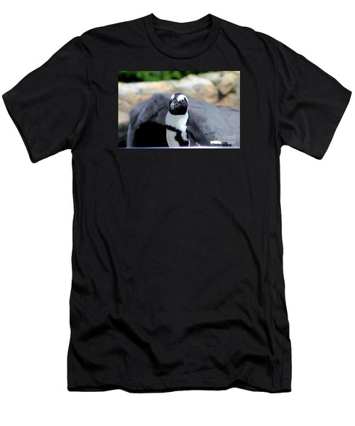 Look At The Humans Men's T-Shirt (Athletic Fit)
