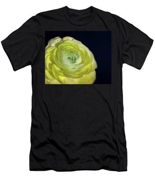 Look Into My Heart Men's T-Shirt (Athletic Fit)