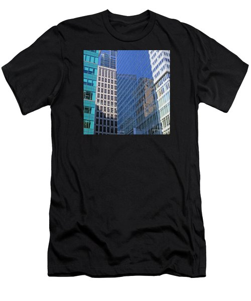 Look Through Any Window Men's T-Shirt (Athletic Fit)