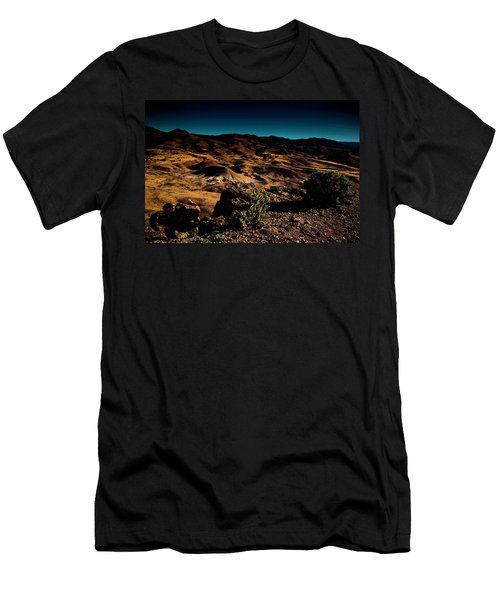 Looking Across The Hills Men's T-Shirt (Athletic Fit)