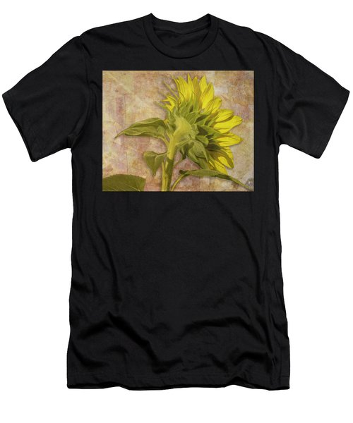 Men's T-Shirt (Athletic Fit) featuring the photograph Looking East by Melinda Ledsome