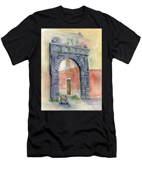 Looking In Men's T-Shirt (Athletic Fit)