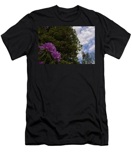 Looking To The Sky Men's T-Shirt (Athletic Fit)