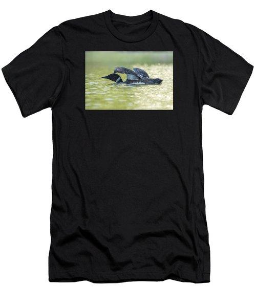 Loon 5 Men's T-Shirt (Athletic Fit)