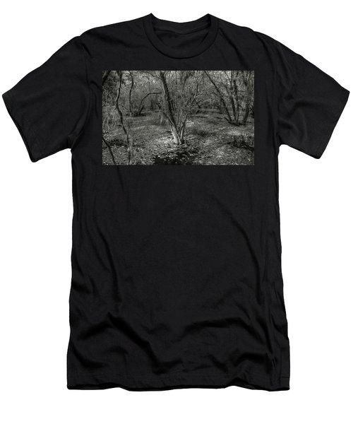 Loop Road Swamp #3 Men's T-Shirt (Athletic Fit)