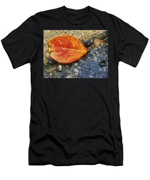 Loose Leaf Men's T-Shirt (Athletic Fit)