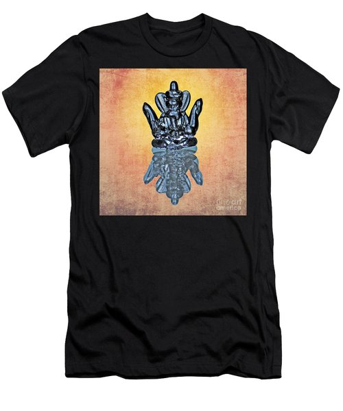 Lord Ganesh Statue 2 Men's T-Shirt (Athletic Fit)