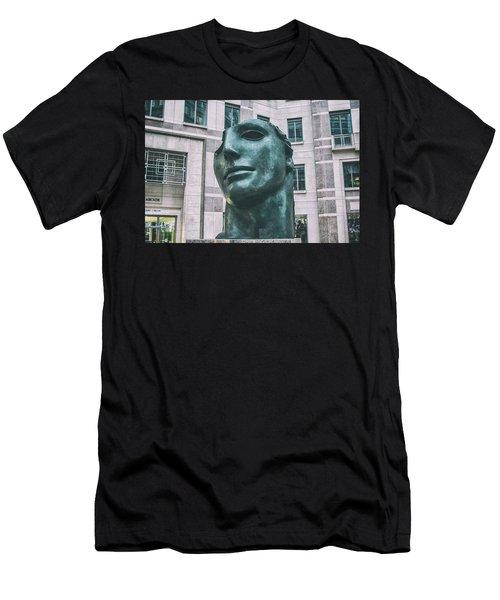 Losing My Head Men's T-Shirt (Athletic Fit)