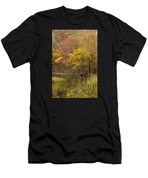 Lost Creek Autumn Men's T-Shirt (Athletic Fit)