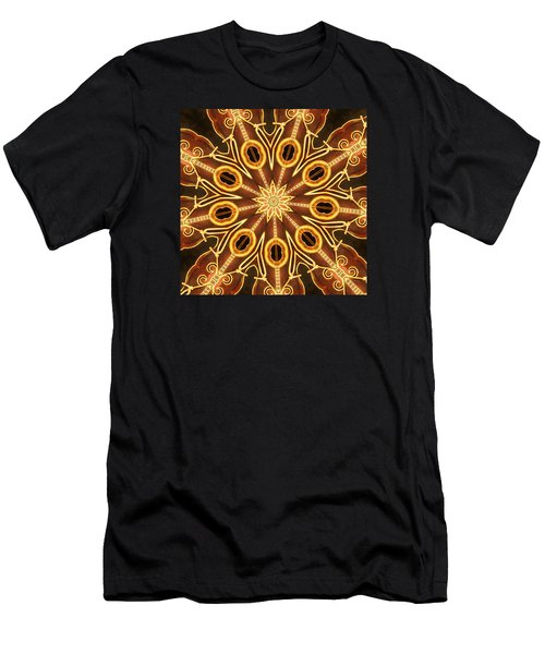Lost In The Rhythm Men's T-Shirt (Slim Fit) by Nikolyn McDonald
