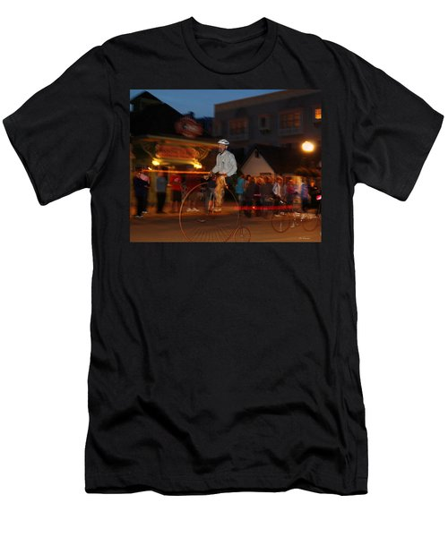 Lost In Time On Mackinaw Men's T-Shirt (Athletic Fit)