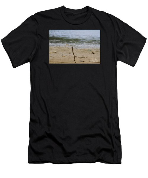 Lost Message In A Bottle 2 Men's T-Shirt (Athletic Fit)