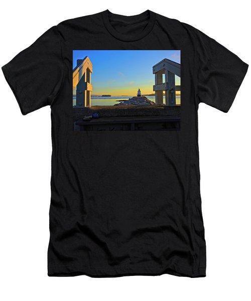 Lost Shoes Men's T-Shirt (Athletic Fit)