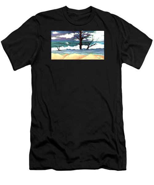 Lost Swan Men's T-Shirt (Athletic Fit)