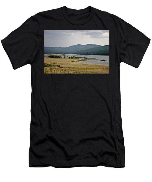 Lost Trail Wildlife Refuge 2 Men's T-Shirt (Athletic Fit)