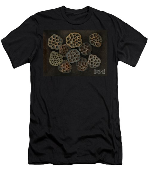 Lotus Pods Men's T-Shirt (Athletic Fit)
