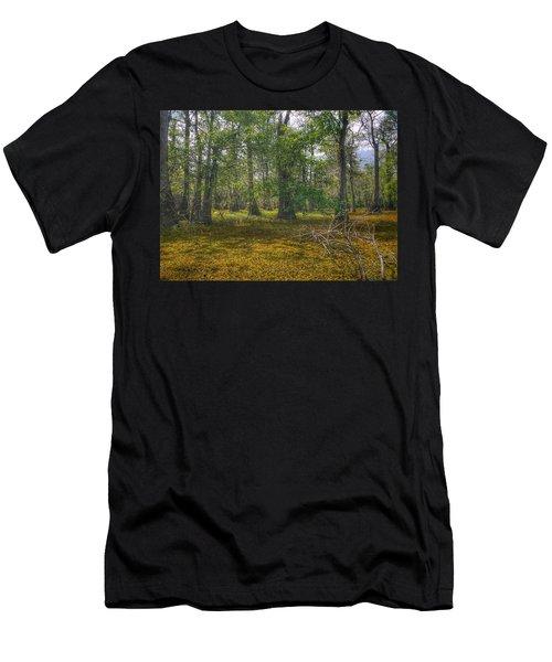 Louisiana Swamp Men's T-Shirt (Athletic Fit)