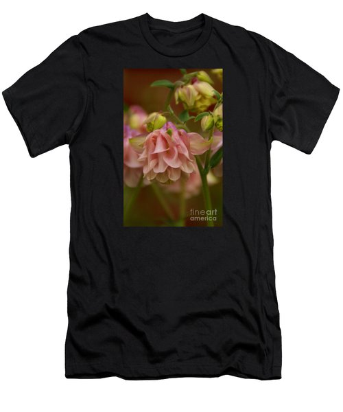 Men's T-Shirt (Athletic Fit) featuring the photograph Love Everlasting by Linda Shafer