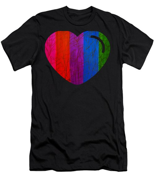 Love Is Love Men's T-Shirt (Athletic Fit)