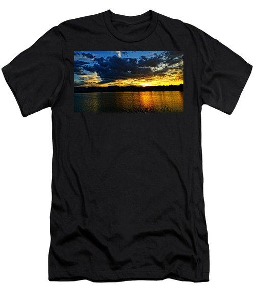 Love Lake Men's T-Shirt (Athletic Fit)