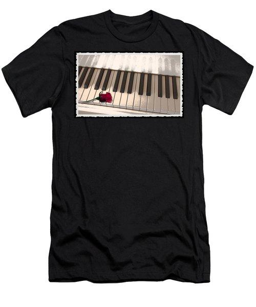 Love Notes Men's T-Shirt (Athletic Fit)