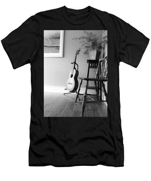 Love Strings Men's T-Shirt (Athletic Fit)