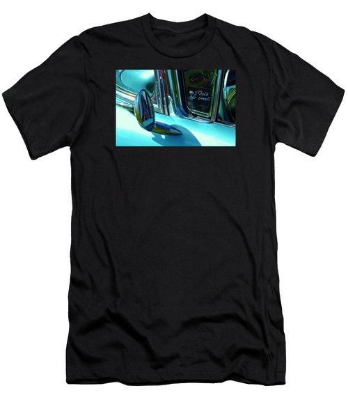 Love That Old Car Smell Men's T-Shirt (Athletic Fit)